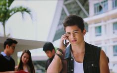 Diary ng Panget The Movie.  James Reid, Yassi Pressman, Andre Paras, and Nadine Lustre  #2014