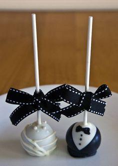 Cool idea for bridal shower or wedding
