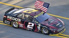 After a wild and contentious day at Talladega Superspeedway, Tom Jensen breaks down the eight drivers that advanced to the Eliminator Round of the Chase for the Sprint Cup. Nascar Racing, Road Racing, Nascar News, Brad Keselowski, Fox Sports, Paint Schemes, Fan, Paint Color Schemes, Hand Fan