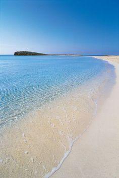 Nissi Beach, Ayia Napa, Cyprus.
