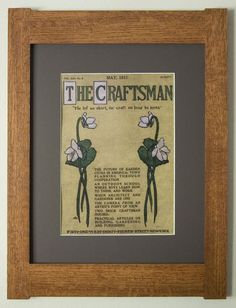 Craftsman style on pinterest arts and crafts craftsman for Mission style prints