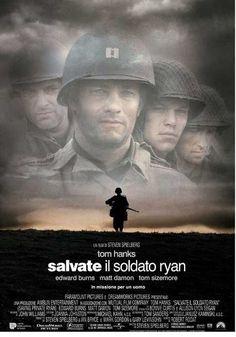 Lo sbarco in Normandia; film 'forte', soprattutto i primi 15 minuti, ma molto coinvolgente per trama e soprattutto regia del grande Spielberg. Ai ragazzi di terza piace molto.
