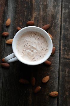 Healthy No caffine Vegan Chai Latte