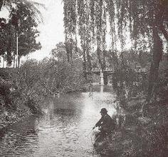 Puente de Buschental visto del Este. Principios del S.XX