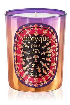 Diptyque Indian Incense Candle, $68; dyptiqueparis.com