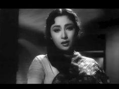 Tasveer Teri Dil Mein - Best Classic Romantic Song - Dev Anand, Mala Sinha - Maya - YouTube