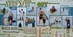 Beach - SURF'S UP