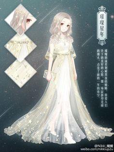 love nikki dress up queen Anime Plus, Anime W, Beautiful Anime Girl, I Love Anime, Vestidos Anime, Anime Body, Anime Pokemon, Kleidung Design, Anime Girl Dress
