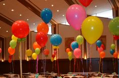 Balloons - Ideal Party Decorators