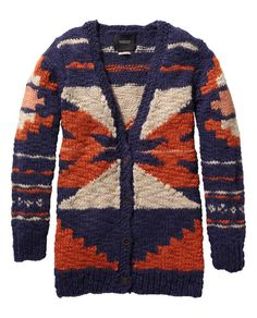 This is now mine and I will love it forever and ever and ever. My search for the perfect chunky knit sweater is over.