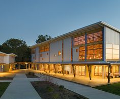 NorthBay is a unique residential and educational center designed for middle and high school age children to study the natural environment in the scenic beauty afforded by Maryland's Chesapeake Bay area.
