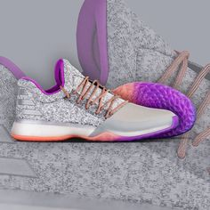 hot sales 1dcba 7803c There s no stopping now. The adidas Harden Vol. 1  No Brakes  drops today.