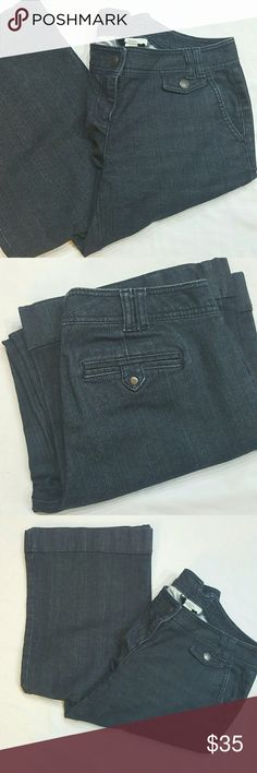 LOFT wide legged jeans LOFT wide legged jeans in perfect condition. LOFT Jeans Flare & Wide Leg