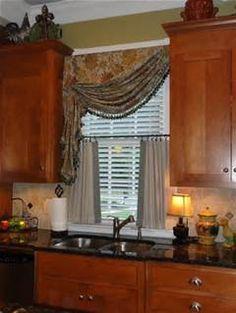 Simply By Sabrina Kitchen Window Treatment Add On