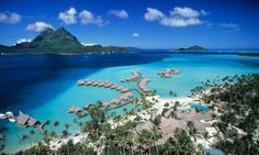 Bora Bora Pearl Beach Resort & Spa, Aerial View  Book here for package deals