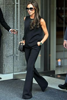Victoria Beckham In New York, 2015