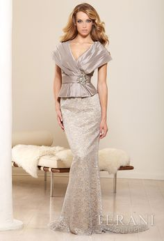 Terani Couture - Mother of the Bride Dress