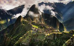 Impresionante Machu Pichu!