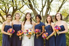 Navy - Bridal Beauties