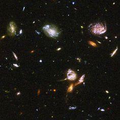 Hubble Ultra Deep Field - Wikipedia