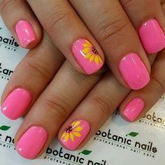 Welcome the sunny season with these bright, summery nail art designs. Welcome the sunny season with these bright, summery nail art designs. Fingernail Designs, Diy Nail Designs, Nail Designs Spring, Toenail Art Designs, Bright Nail Designs, Cute Summer Nail Designs, Cute Spring Nails, Spring Nail Art, Spring Art