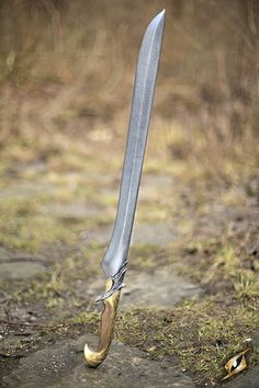 Elven Sword - 85cm - Klik op de afbeelding om het venster te sluiten