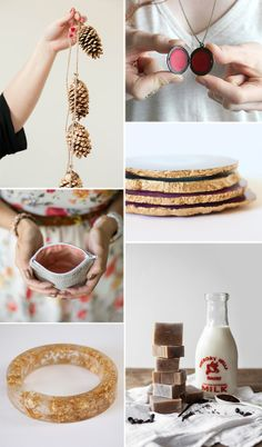 Happy Friday! Mini DIY Roundup - Oh the lovely things