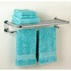Teal towels Bathroom, Teal bathroom decor, Teal bathroom