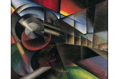 Futurism Art Movement | guide to the Italian Futurism art movement
