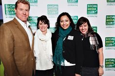 The SS1 Team at The Social Media Club Dallas Event.