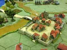 tabletop game building bases - Google Search
