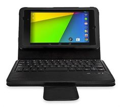 Minisuit Bluetooth Keyboard Case for New Nexus 7 Review