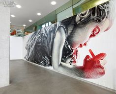 Adobe Office Campus in Lehi, Utah, by Rapt Studio & WRNS Studio. #design #interiordesign #interiordesignmagazine #architecture #office #art @raptstudio @wrnsstudio