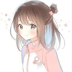 Wallpaper anime girl wallpapers kawaii new Ideas Kawaii Anime Girl, Loli Kawaii, Girls Anime, Pretty Anime Girl, Kawaii Chibi, Beautiful Anime Girl, Manga Pokémon, Manga Anime Girl, Anime Girl Drawings