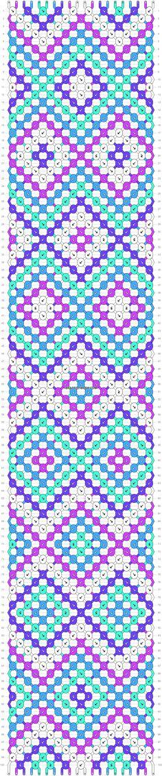 Normal pattern #63022 variation #121793 | BraceletBook