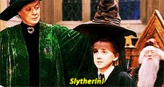#2 - Sorting hat ceremony for Draco Malfoy