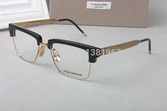 e273a4ac1a New 2015 THOM BROWNE Tb901 Silhouette Eyeglasses Frames Men Eye Glasses  Frames For Women Retro Fashion