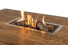 This Built-In Burner kit is suitable to be build into an existing garden table All you have to do is to saw a gap of 61 x 24 cm to put the burner in