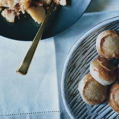 Vanilla Cloverleaf Sweet Rolls | Recipe | Vanilla, Sweets and Food