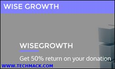 Register Wisegrowth Community For Return