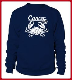 Cancers Cancer June July Legend Zodiac Sign Horoscope Astrology Astronomy shirt - Geburtstag shirts (*Partner-Link)