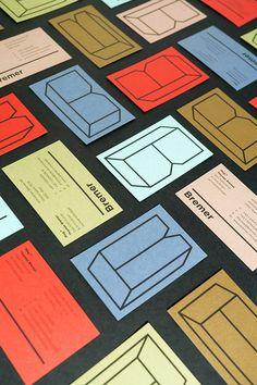 Bremer —a brand identity on Behance