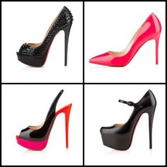Louboutin shoes!