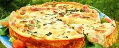 Pai frister alltid, og her får du en klassisk oppskrift som alle kan klare. Onion Pie, Norwegian Food, Norwegian Recipes, Tzatziki, Best Beer, Food To Make, Bacon, Food And Drink, Pizza