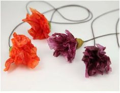 Ana Hagopian's Amazing Paper Jewelry - The Beading Gem's Journal