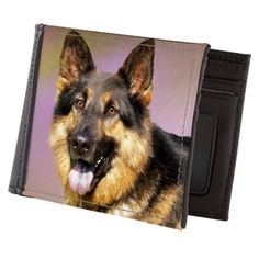 GSD Portrait Mens Wallet