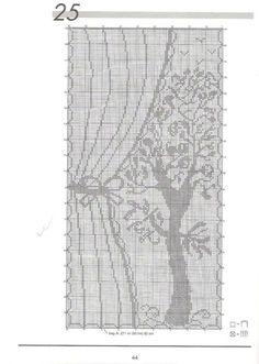 Aprende a tejer una cortina en |