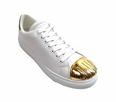 Scarpe Donna PINKO SEQUINS1H207H Y23z Sneaker tessuto ricamato Primavera  Estate 2016 Bianco argento 37 - http   on-line-kaufen.de pinko 37-eu-scarp… b61011d84fc