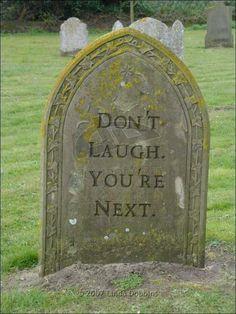 funniest gravestones world wide - Funny Halloween Tombstone Names