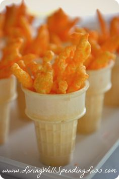 Olympic Torch Cheetos Snacks via www.LivingWellSpendingLess.com